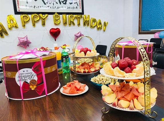 满满满分的生日会特辑丨吃糕时间到,这次有点不一样!