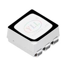"""""""防水""""系列5050RGB H2.6 贴片LED"""